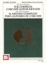 Bay Mel - The Complete Carcassi Guitar Method - Guitar