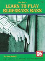 Gately Earl - Learn To Play Bluegrass Bass - Upright Bass