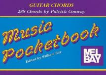 Conway Patrick - Guitar Chords Pocketbook - Guitar