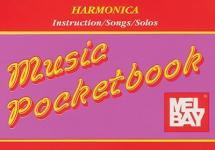 Harmonica Pocketbook - Harmonica