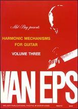 Van Eps George - George Van Eps Harmonic Mechanisms For Guitar, Volume 3 - Guitar