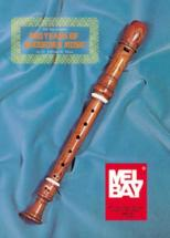 William Weiss Dr. - 400 Years Of Recorder Music - Recorder