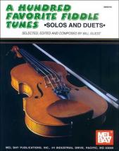 Guest Bill - A Hundred Favorite Fiddle Tunes - Fiddle