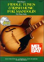 Gelo Dan - Fiddle Tunes And Irish Music For Mandolin + Cd - Mandolin