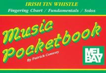 Conway Patrick - Irish Tin Whistle Pocketbook - Tin Whistle