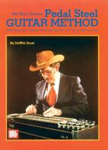 Scott Dewitt - Deluxe Pedal Steel Guitar Method + Cd - Guitar