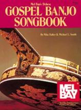 Bailey Mike - Deluxe Gospel Banjo Songbook - Banjo
