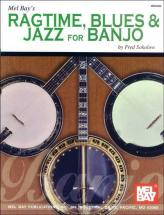 Sokolow Fred - Ragtime, Blues And Jazz For Banjo - Banjo