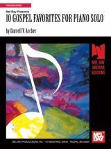 Archer Darrell - 10 Gospel Favorites - Piano