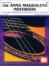 Tertocha Jerry - The Anna Magdalena Notebook For Classic Guitar - Guitar
