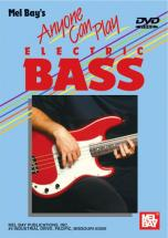 Miller Scott - Anyone Can Play Electric Bass - Electric Bass