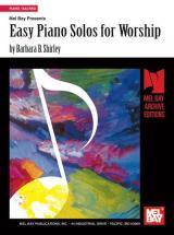 Shirley Barbara - Easy Piano Solos For Worship - Piano