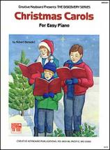 Benedict Robert - Christmas Carols For Easy Piano - Piano