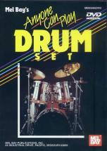 Holter Gene - Anyone Can Play Drum Set - Drum Set