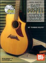 Flint Tommy - Easy Gospel Guitar Solos + Cd - Guitar