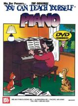 Dean Bye L. - You Can Teach Yourself Piano + Dvd - Piano
