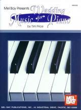 Price Tim - Wedding Music For Piano - Piano