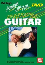 Hayman Paul - Anyone Can Play Fingerstyle Guitar - Guitar