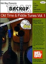 Bruce Dix - Backup Trax: Old Time And Fiddle Tunes For Fiddle And Mandolin + Cd - Fretted