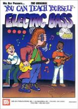 Hiland Mike - You Can Teach Yourself Electric Bass + Cd - Electric Bass