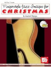 Morgen Howard - Fingerstyle Jazz Images For Christmas + Cd - Guitar