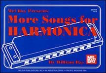 Bay William - More Songs For Harmonica - Harmonica