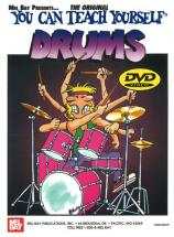 Morton James - You Can Teach Yourself Drums + Dvd - Drum Set