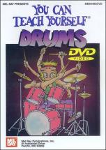 Morton James - You Can Teach Yourself Drums - Drum Set