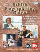 Grossman Stefan - British Fingerpicking Guitar + Cd - Guitar