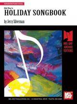 Silverman Jerry - Holiday Songbook - Piano/vocal