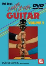 Juran Vern - Anyone Can Play Guitar Volume 2 - Guitar