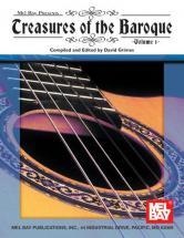 Grimes David - Treasures Of The Baroque Volume One - Guitar