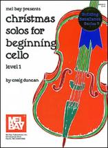 Duncan Craig - Christmas Solos For Beginning - Cello