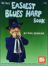 Duncan Phil - Easiest Blues Harp Book - Harmonica