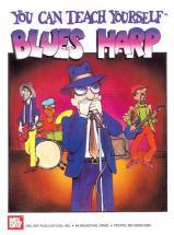 Duncan Phil - You Can Teach Yourself Blues Harp - Harmonica