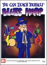 Duncan Phil - You Can Teach Yourself Blues Harp + Cd - Harmonica