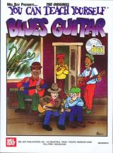 Christiansen Mike - You Can Teach Yourself Blues Guitar + Cd - Guitar