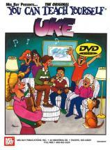 Bay William - You Can Teach Yourself Uke + Dvd - Ukulele