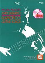 Serrano Juan - Flamenco Guitar Solos + Cd - Guitar