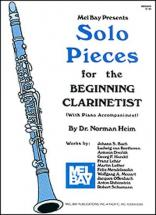 Solo Pieces For The Beginning Clarinetist - Clarinet