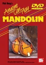 Hayman Paul - Anyone Can Play Mandolin - Mandolin