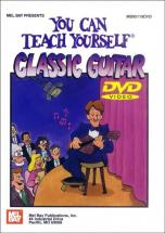 Bay William - You Can Teach Yourself Classic Guitar - DVD