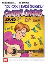 Bay William - You Can Teach Yourself Guitar Chords + Dvd - Guitar
