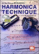 Barrett David - Building Harmonica Technique + Cd - Harmonica