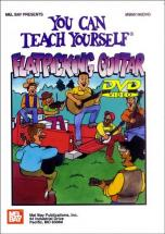 Kaufman Steve - You Can Teach Yourself Flatpicking Guitar - Guitar - DVD