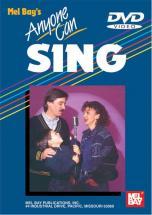 Miller Scott - Anyone Can Sing - Vocal - DVD