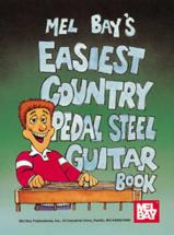 Scott Dewitt - Easiest Country Pedal Steel Guitar Book - Guitar