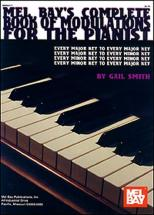 Smith Gail - Complete Book Of Modulations For The Pianist - Piano