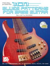 Mccabe Larry - 101 Blues Patterns For Bass Guitar + Cd - Electric Bass