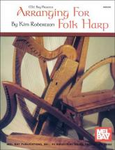 Robertson Kim - Arranging For Folk Harp - Harp